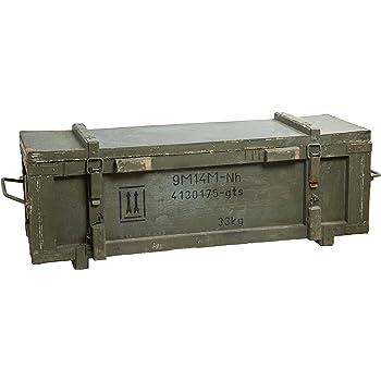 Caja de munición KS 40 Caja de almacenamiento (tamaño ca 53,50 x ...