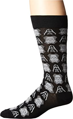 Cufflinks Inc. - Darth Vader and Stormtrooper Socks