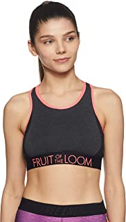Fruit Of The Loom Women's Play Active Sports Bra