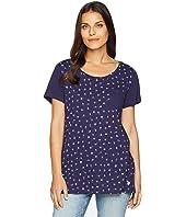 U.S. POLO ASSN. Printed Pocket Detail Shirt