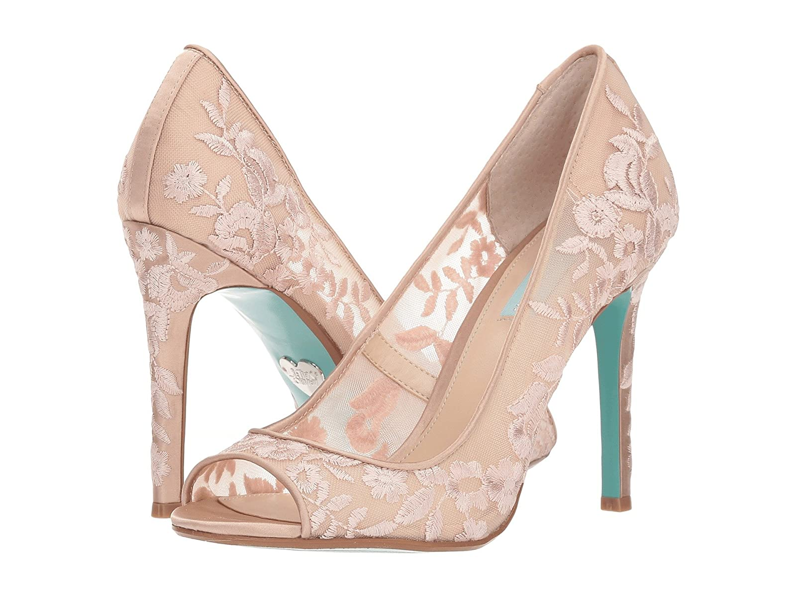 Blue by Betsey Johnson AdleyAtmospheric grades have affordable shoes