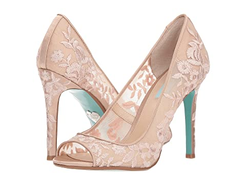 Blue by Betsey Johnson Adley at Zappos.com cd202a5b9