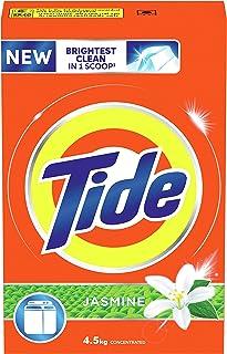 Tide Jasmine Scent Detergent Powder - Top Load 4.5 Kg