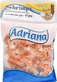 Adriana Shrimps Cooked Medium 400Gm