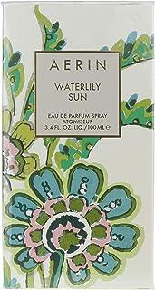 Aerin Lauder Waterlily Sun Perfume Eau De Parfum Spray for Women, 3.4 Fluid Ounce