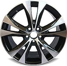 Road Ready Car Wheel For 2013-2015 Toyota Rav4 18 Inch 5 Lug Gray Aluminum Rim Fits R18 Tire - Exact OEM Replacement - Full-Size Spar