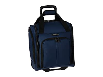 Samsonite Leverage LTE Wheeled Boarding Bag (Blue) Luggage