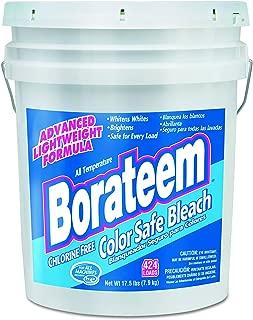 Borateem 00145 5 gallon Chlorine-Free Color Safe Laundry Bleach Pail
