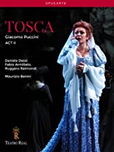 Tosca - Teatro Real Madrid Act II