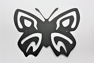 ARTESANÍA ROCA Mariposa voladora de forja, para Colgar en la Pared. Made in Spain. Muy Decorativo 25cm x 18cm