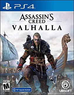 Assassin's Creed Valhalla(輸入版:北米)- PS4