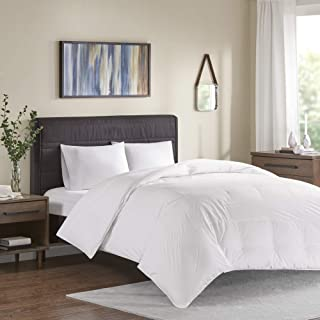 True North By Sleep Philosophy Warmth 80% Feather 20% Down Blend Oversize Comforter, King, Extra Warm