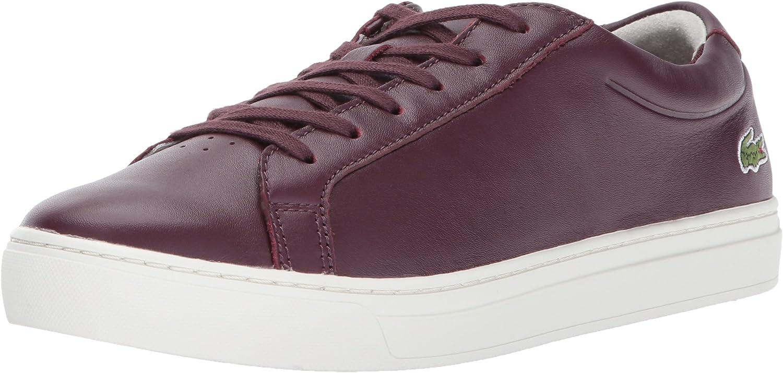 Lacoste Womens L.12.12 317 1 Fashion Sneaker Sneaker