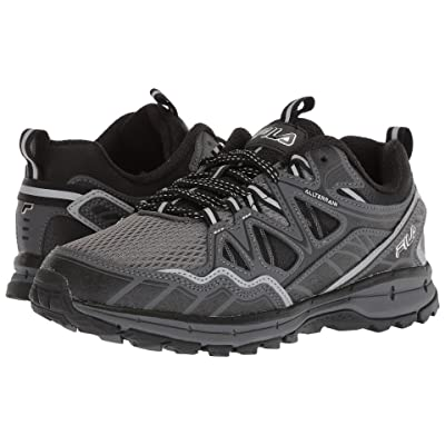 Fila Memory Tko Tr 5.0 Trail (Castlerock/Dark Shadow/Black) Men