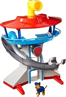 Paw Patrol - The Lookout Playset with Chase