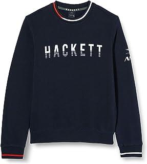 Hackett London Amr Cont Crew Y Suéter para Niños