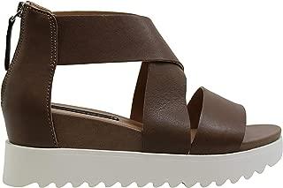 STEVEN by Steve Madden Womens Keanna Open Toe Casual Slide Sandals US