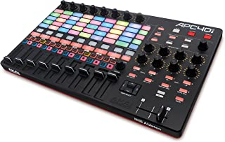 AKAI Professional APC40MKII | USB-Powered MIDI Controller for Mac / PC with Clip Launch Matrix, Knobs & Faders, and Pro Software Suite Included