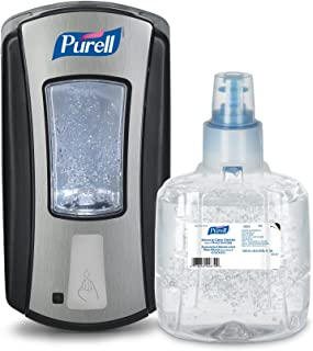 Best 10 Purell Hand Sanitizer Dispenser Battery Replacement