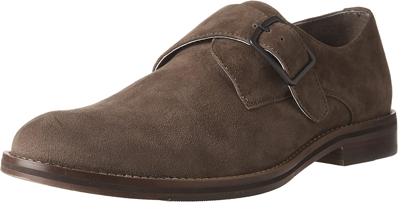 Kenneth Cole New York Men's Design 10074 Monk-Strap Loafers