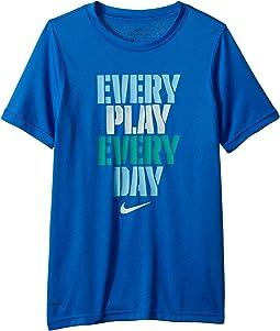Nike Kids Dry Training Every Play T-Shirt (Little Kids/Big Kids)