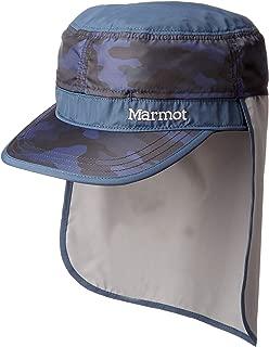 [マーモット] 帽子 ビーシーワークキャップ メンズ