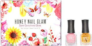 Honey Nail Glam Luscious Lillies Box Set
