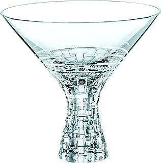 Spiegelau & Nachtmann, 2-teiliges Martinigläser-Set, Kristallglas, 340 ml, Bossa Nova, 0099678-0