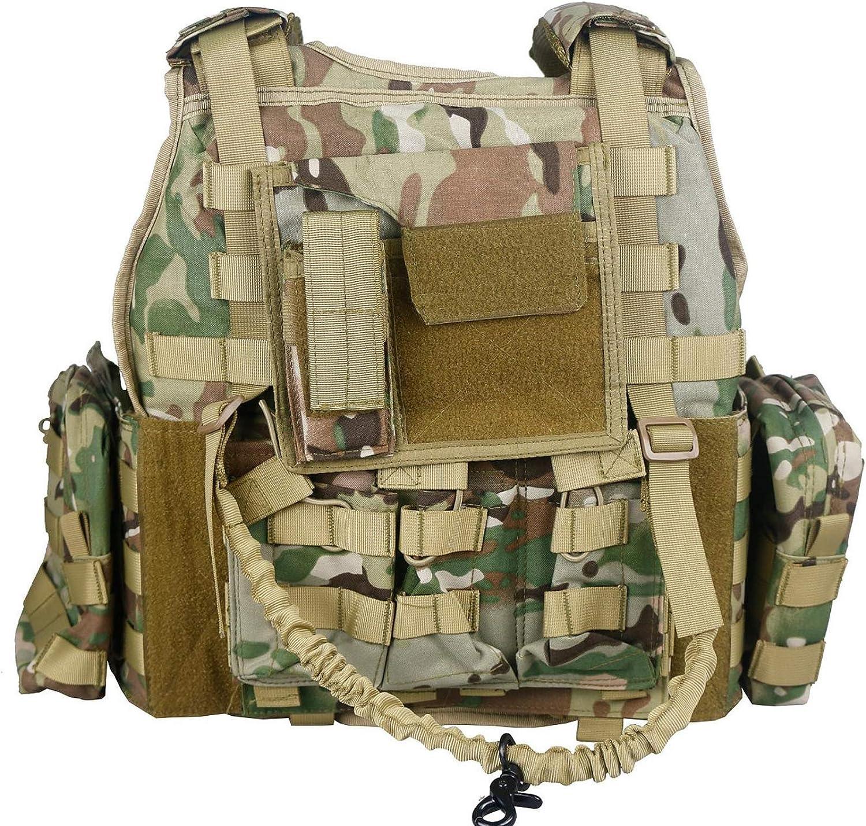 HACKETT EQUIPMENT 倉 Bravo Tactical Vest Airflo Gear with Durable 新作 大人気