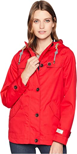 Coast Waterproof Hooded Jacket