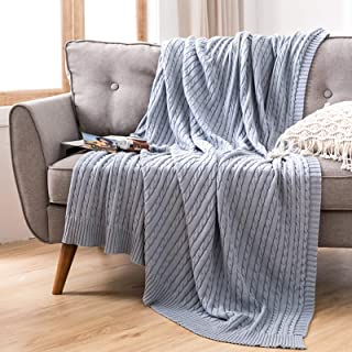 Blankets and Throws Bedding Warm,Blankets for Sofas Cotton Cozy Plush,Throw Blanket Soft for Autumn Winter for Couch Sofa ...