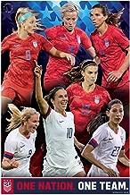 US Women's Soccer Team Poster 2019 | USWNT Poster