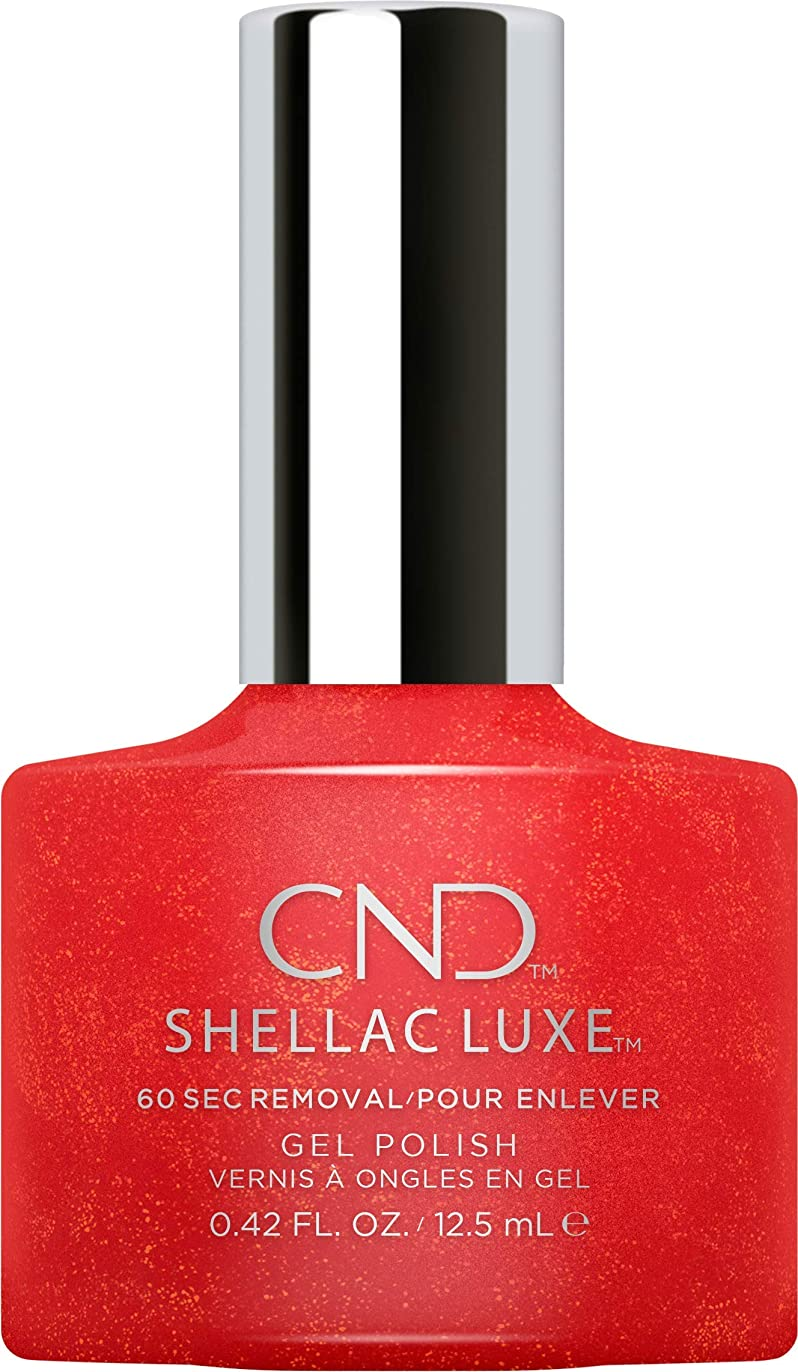 動的どこ間CND Shellac Luxe - Hollywood - 12.5 ml / 0.42 oz
