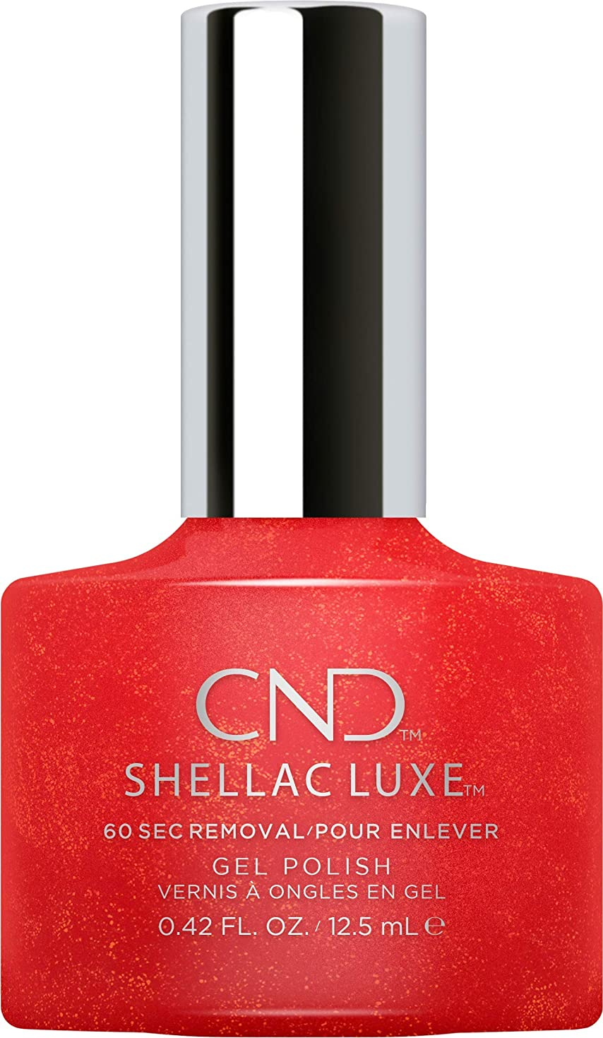 カニ注釈を付ける膿瘍CND Shellac Luxe - Hollywood - 12.5 ml / 0.42 oz