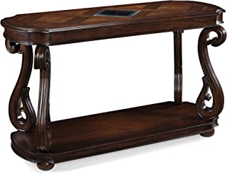 Magnussen Harcourt Cherry Finish Wood Rectangular Sofa Table