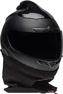 Bell Qualifier DLX Forced Air Helmet (Matte Black, Large)