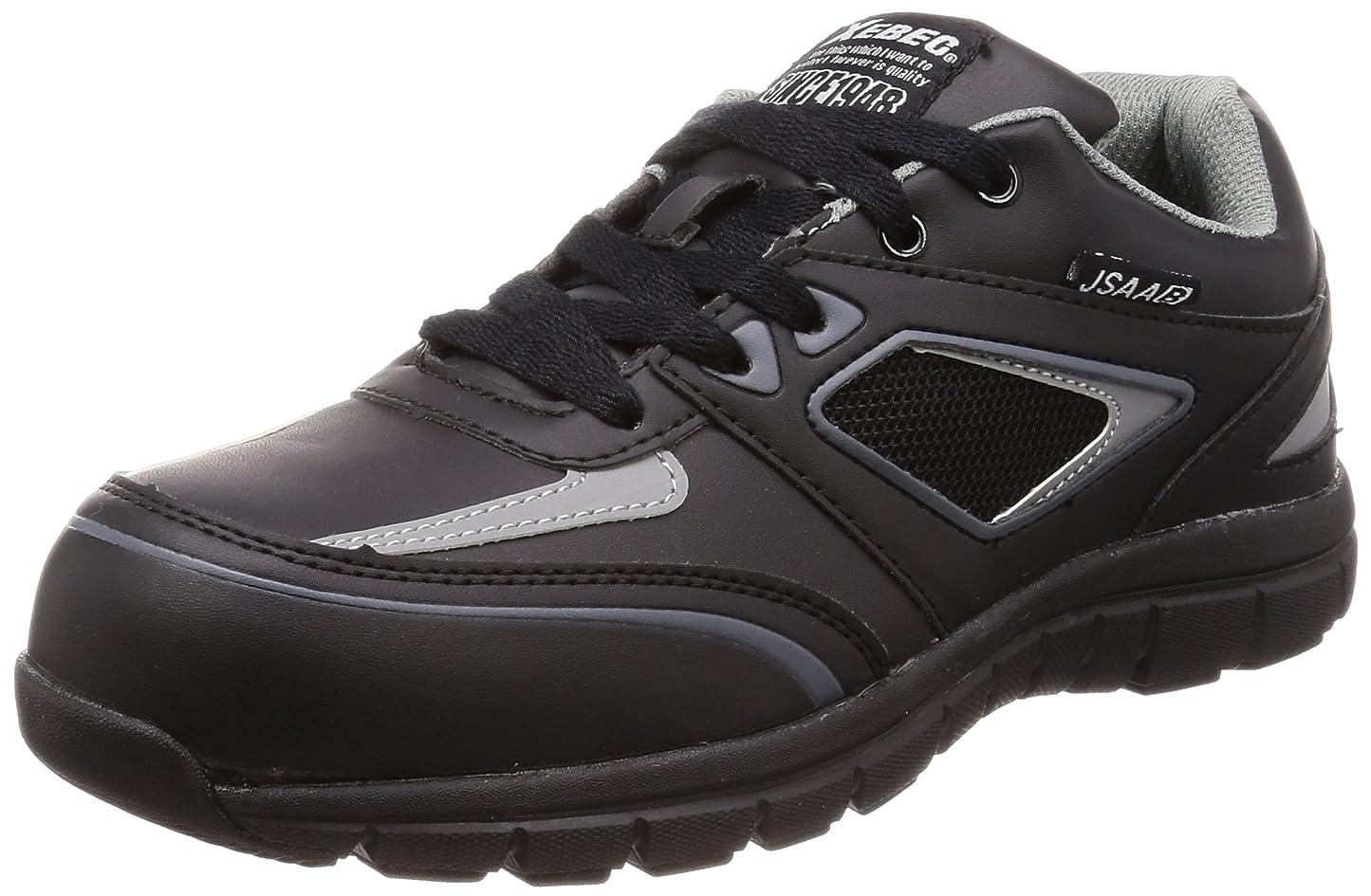 要件量でイブニング安全靴 85405 メンズ
