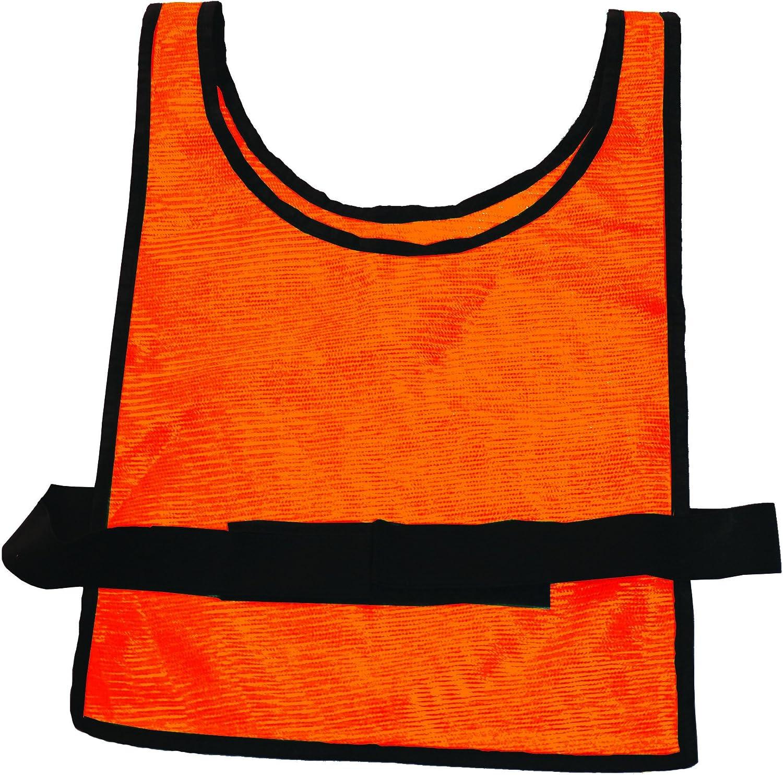 Excellent Martin Sports Heavy Weight Vests Orange San Jose Mall Scrimmage