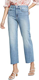 7 For All Mankind Women's Cropped Alexa Jeans