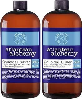 Colloidal Silver Half Gallon 60 PPM (64oz)