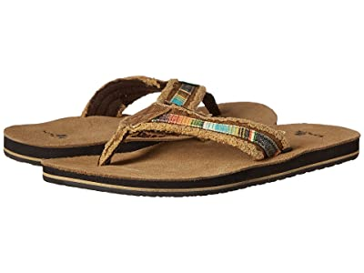 Sanuk Fraid So (Tan Multi) Men