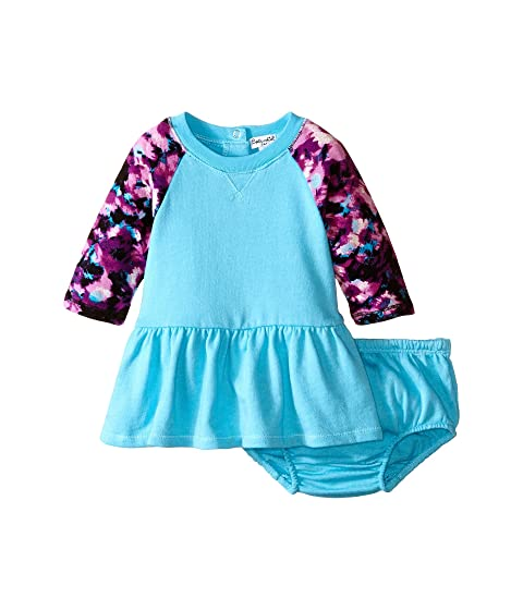 Splendid littles abstract floral dress infant at 6pm for Splendid infant