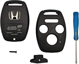 3+1 Buttons Key Fob Keyless Entry Remote Fit for Honda 2008-2012 Accord,2006-2013 Civic EX,2009-2015 Pilot