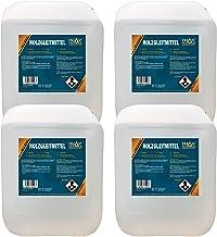 INOX® 4 x 5L houtglijmiddel siliconenvrij - houtglijmiddel voor houtbewerking op schaafmachine, freesmachine of tafelcirke...