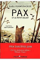 Pax et le petit soldat (French Edition) Kindle Edition