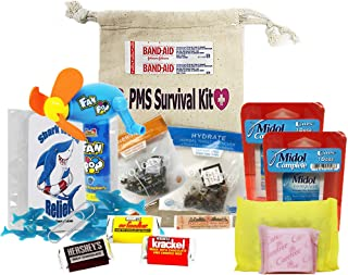 PMS Survival Kit - Shark Week - Comfort Care Package