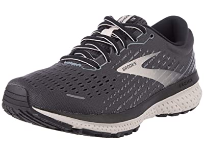 Brooks Ghost 13 SINGLE SHOE (Black/Pearl/Hushed Violet) Women