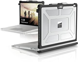 UAG Surface Book 2 [13.5-inch Screen]/Surface Book/Surface Book with Performance Base Feather-Light Rugged [Ice] Military Drop Tested Laptop Case