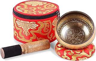 Tibetan Singing Bowls Set, Ohuhu 4