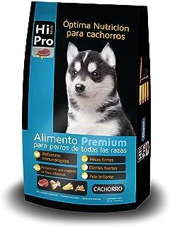Hi Multipro Alimento Premium Cachorro 20 Kilos, 100% Balance Nutricional. con probióticos, Calcio y Proteínas de Alto Valor biológico